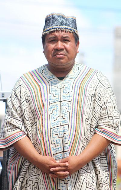 Ronald Suarez Maynas (Ronin Tsoma)